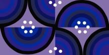 Circles Lavender Blue Single