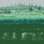 Villa Giona Olive Terrace Impressionist Greens